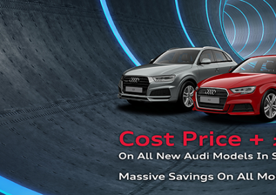 23602 Marriott Audi Cost Price £1 Campaign