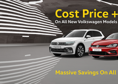 23604 Marriott VW Cost Price £1 Campaign