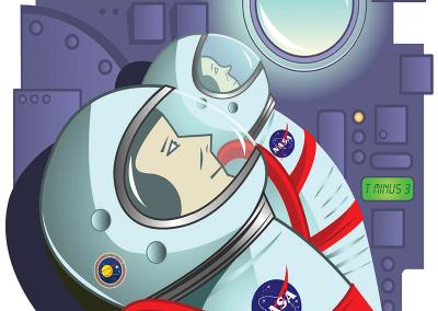 IA29 astronaut's final