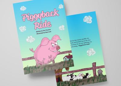 Piggy_Book Mockup