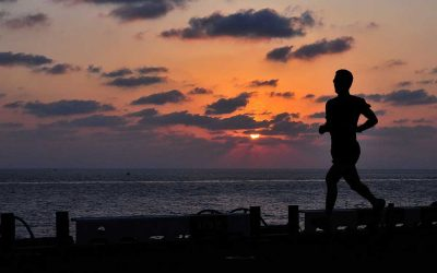 Why we get our best ideas while on the run